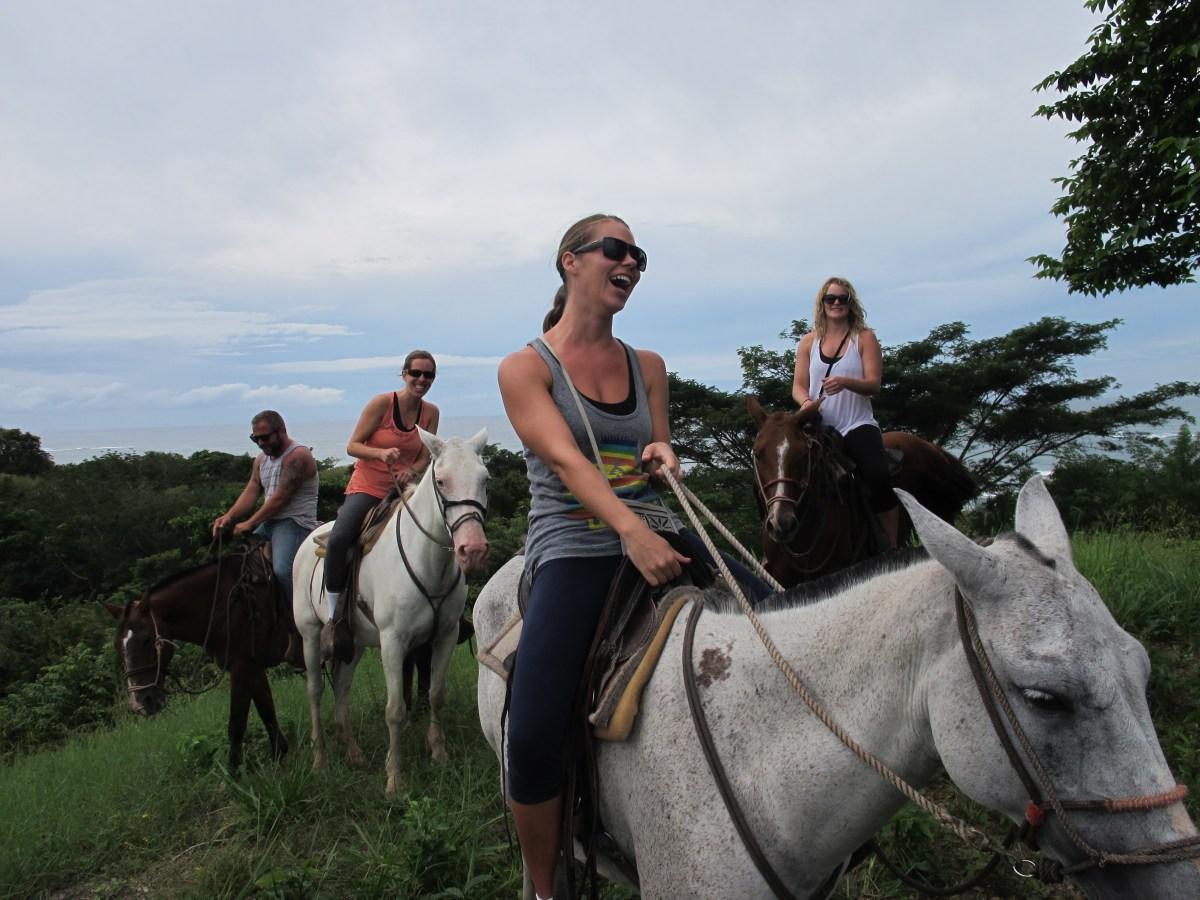 Manzanillo Horse Tour Costa Rica