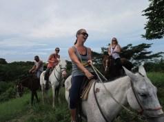 manzanillo costa rica horse tour