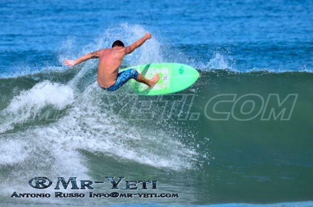 La Lora Surf Spot