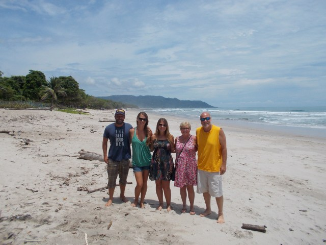 Coburn's In Costa Rica