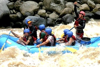Discount: Pacuare River Rafting Tour (Puerto Viejo)