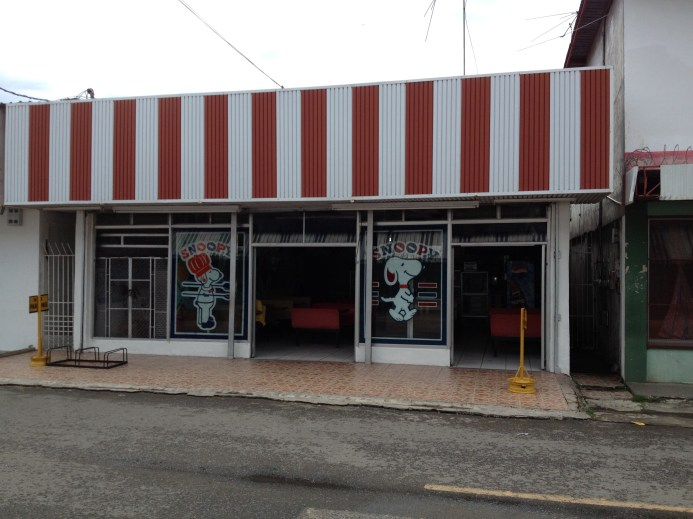 Streets of Puerto