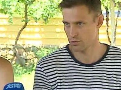 Кристиан и Валентина пред Bulgaria On Air tv