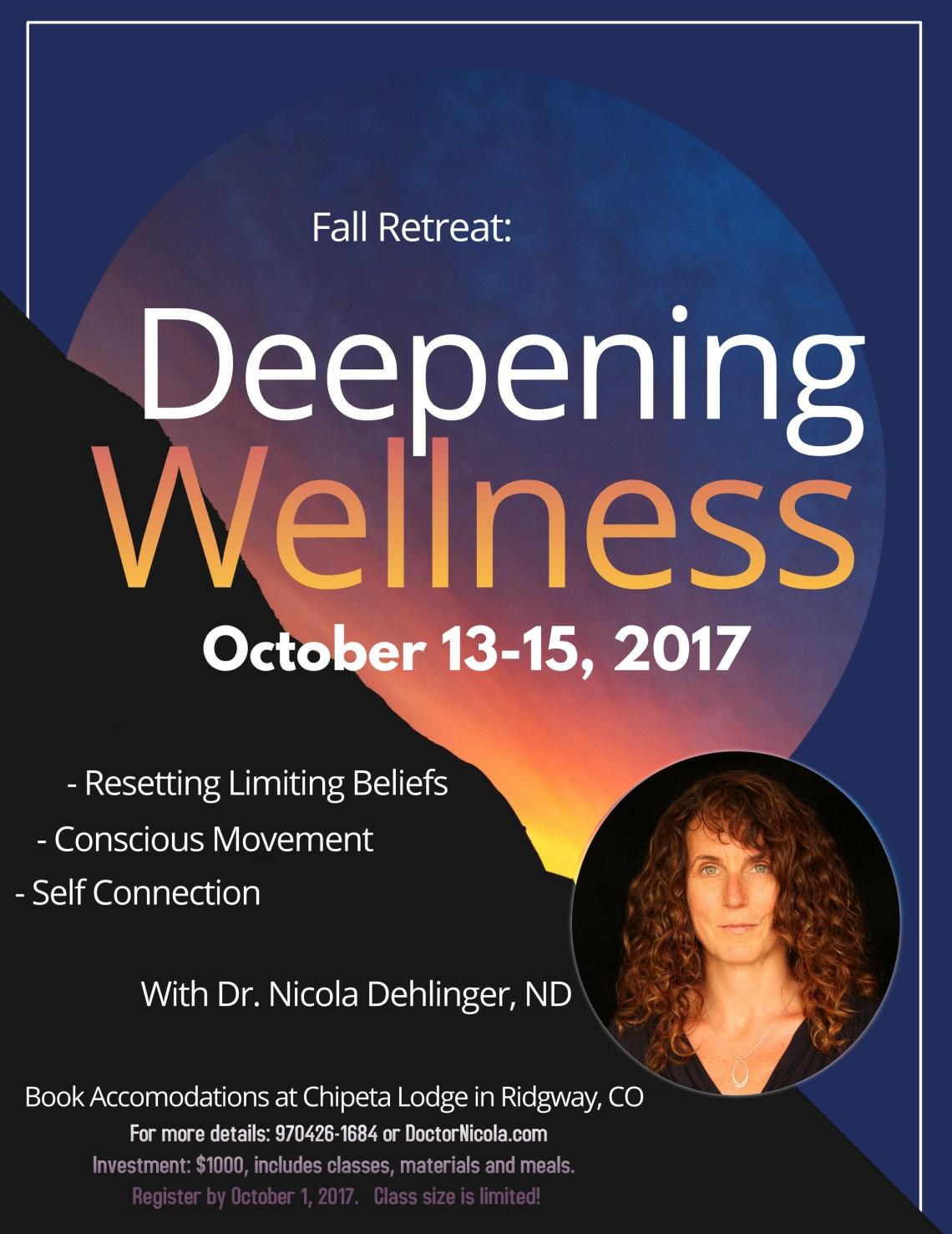 fall retreat2017