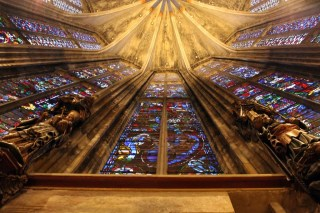 Pura Vida Sometimes: The Dom in Aachen, Germany, seat of Charlemagne
