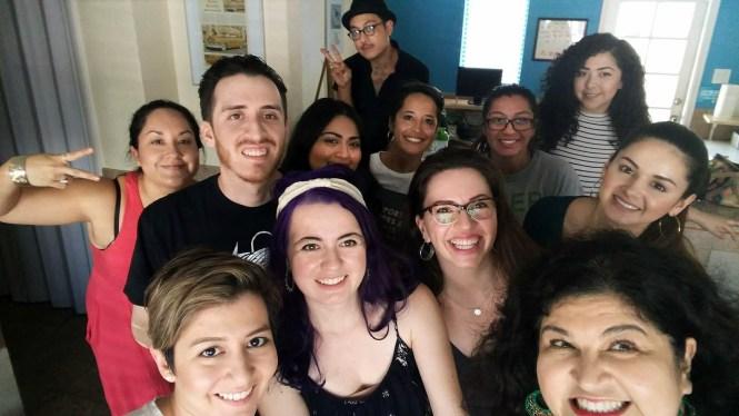 AZ Latino Bloggers 2017 cohort - Pura Vida Sometimes