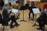 Shostakovich String Quartet No.8! © Hattie Rayfield