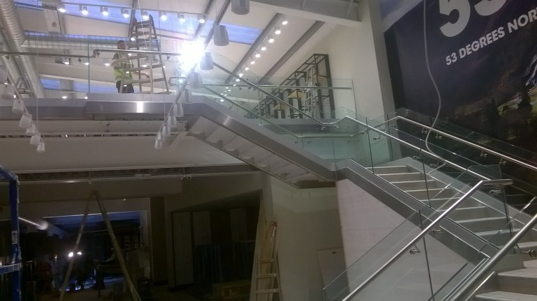 20 - Feature Stairs at 53 Degrees North Blanchardstown