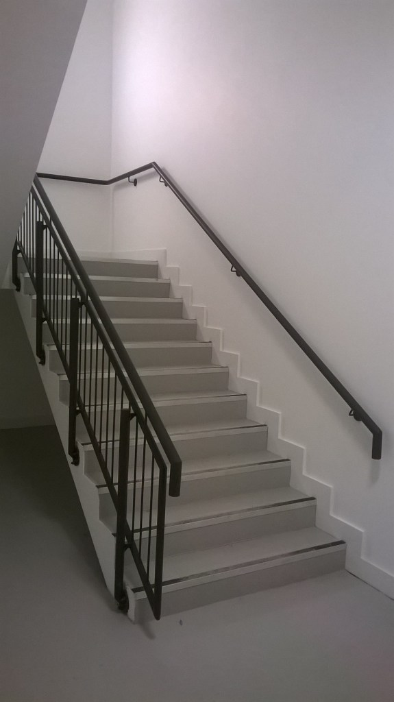 8 - Mild Steel Staircase