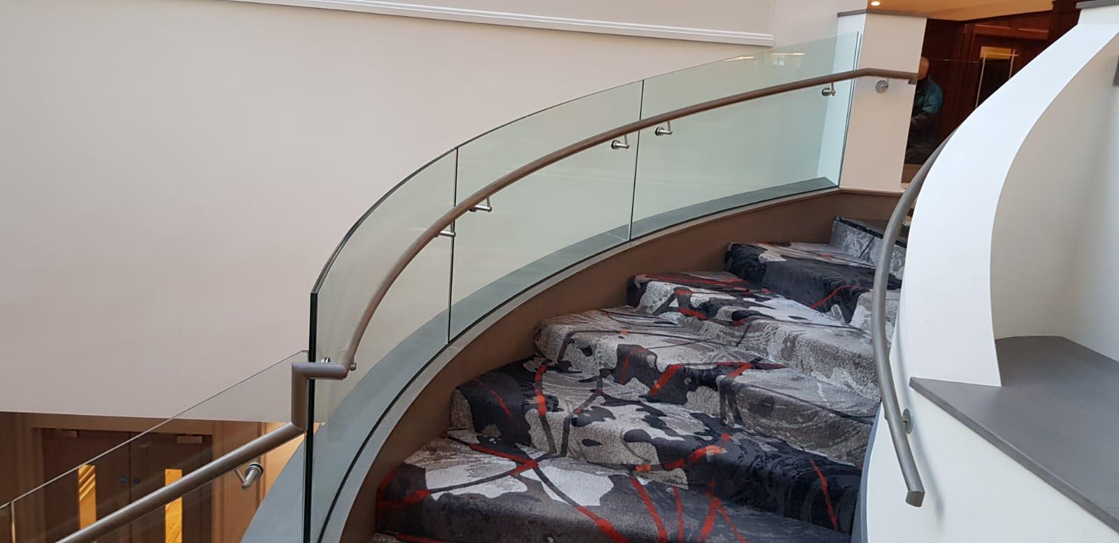 Feature staircase Clayton Hotel, Ballsbridge (14)