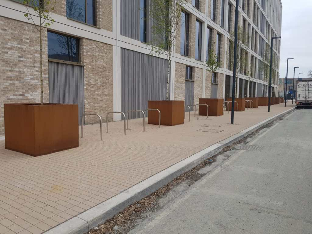 Phil Purcell Engineering Ltd Planter Boxes