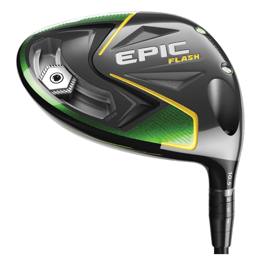 Sell 2019 Callaway EPIC FLASH Driver