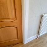 Facings to match radiator