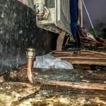 leaky radiator