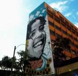 Rio re Janeiro Stencil (world's largest)