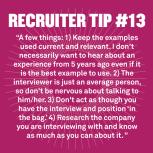 RecruiterTip13