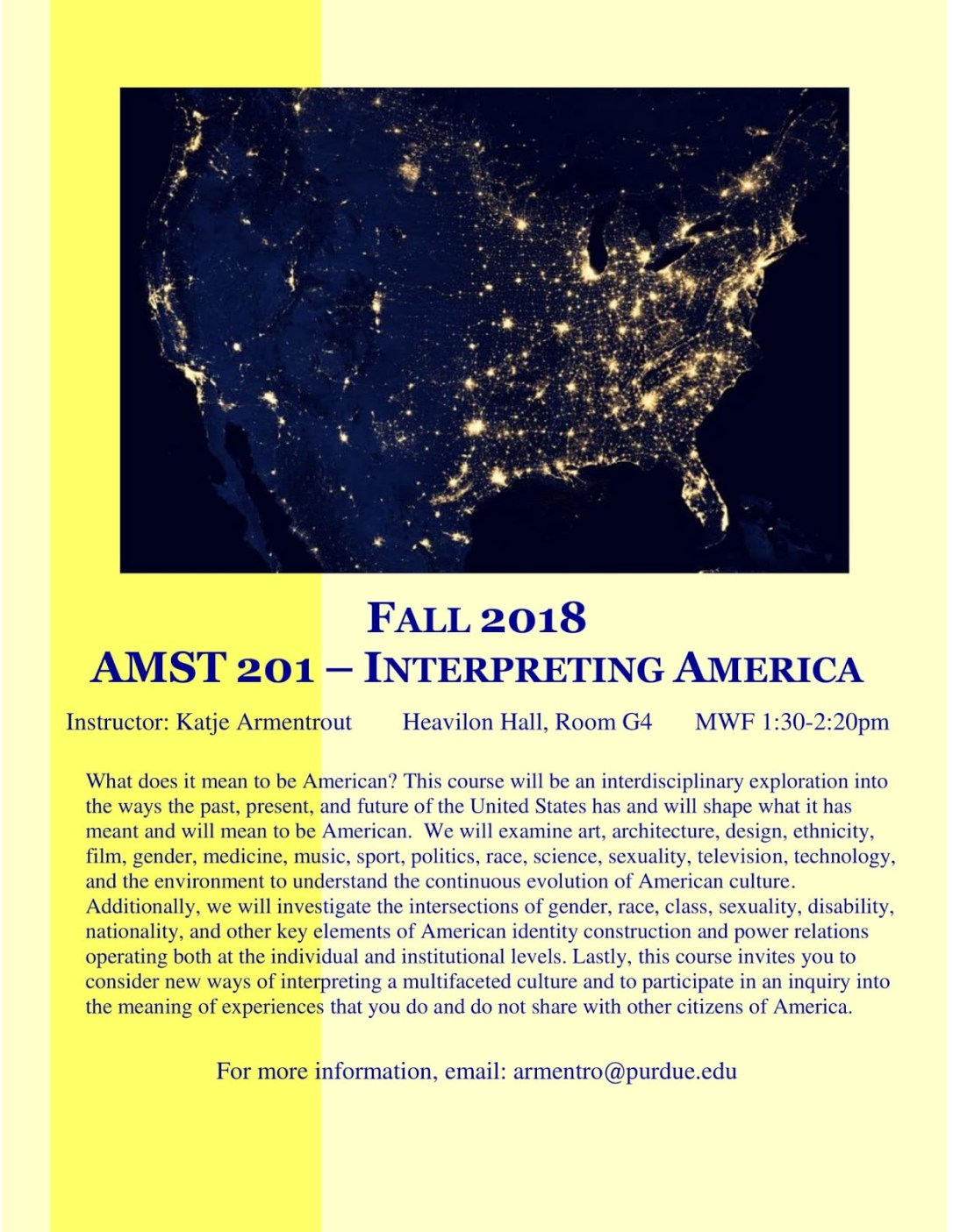 FA 18__AMST 201__Interpreting America__Armentrout-1