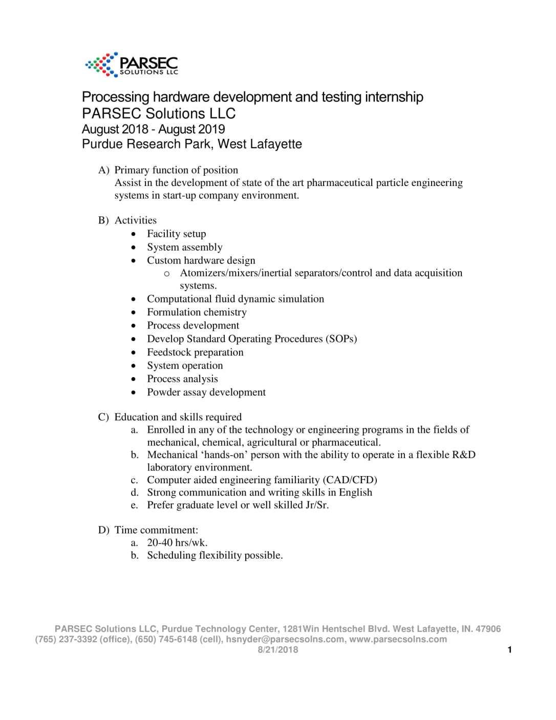 PARSEC_Design_test_intern_20Aug18-1