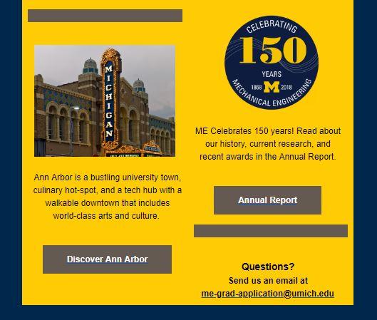 Michigan ME Grad School 05