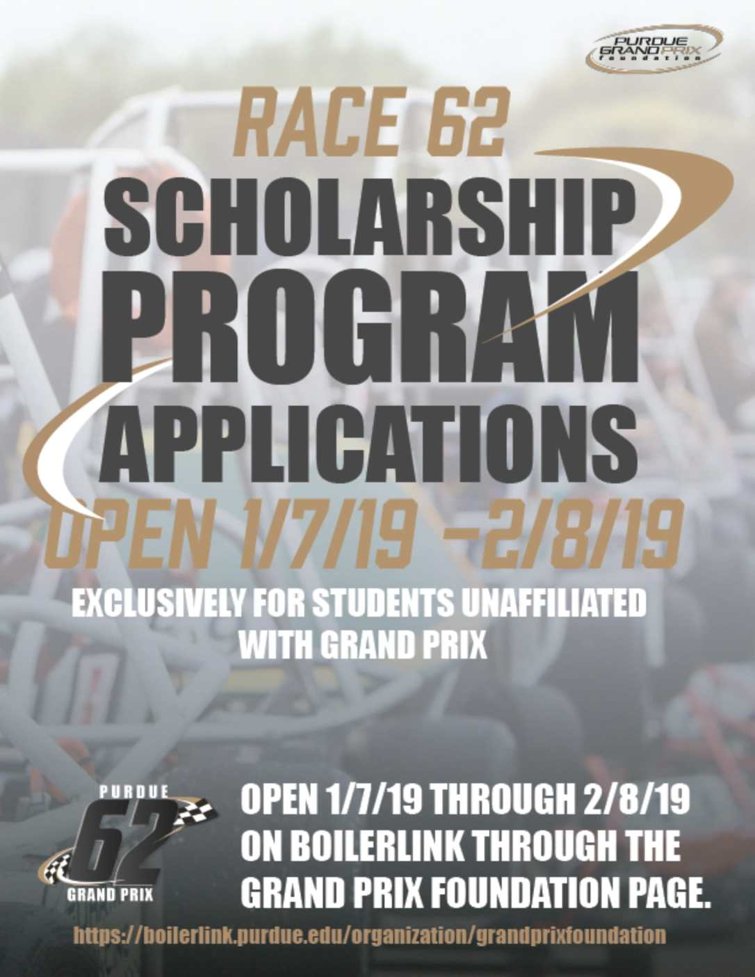 Scholarship Program - Application Flyer-1