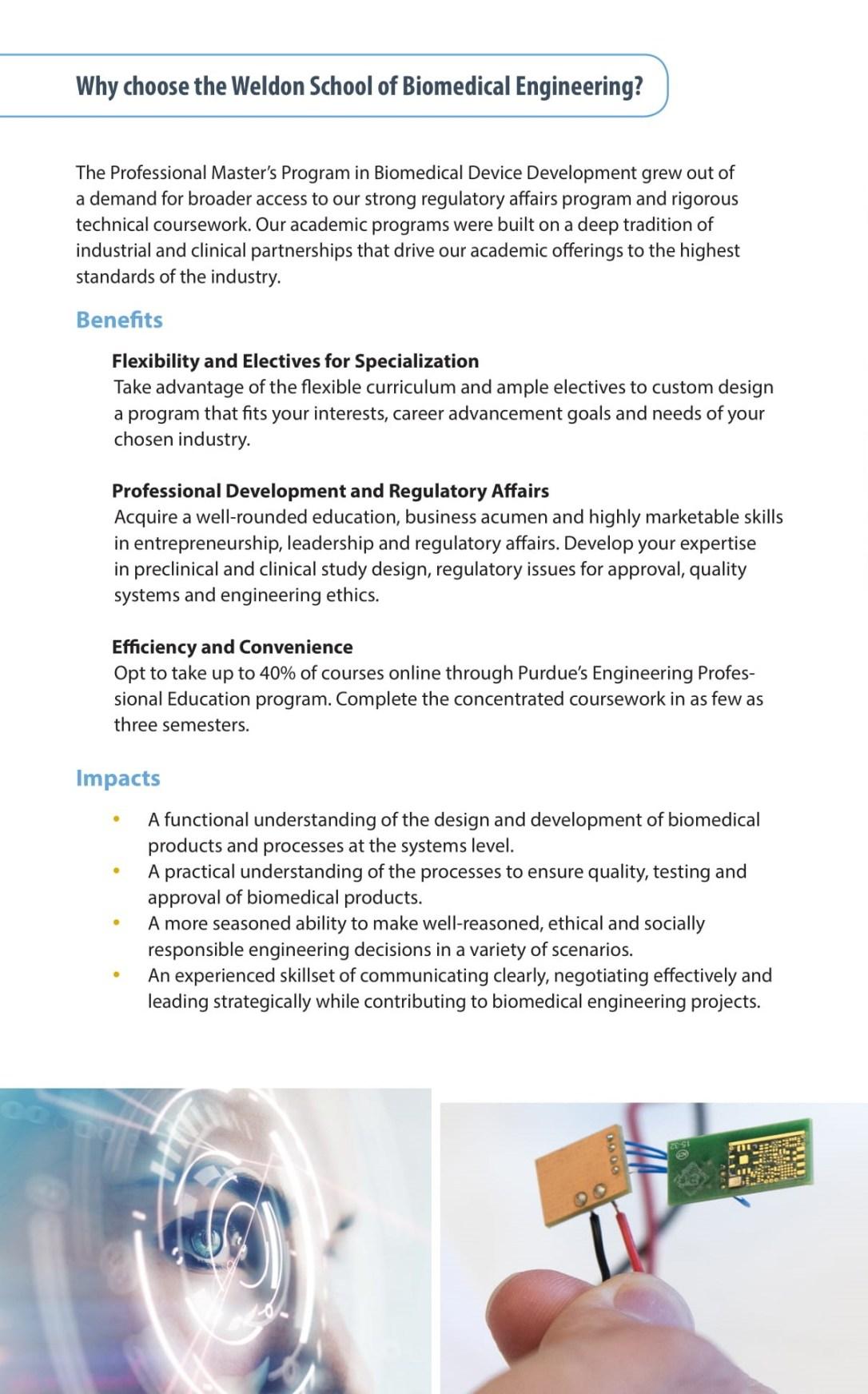 ENGS-18-11359 BME Masters Program Brochure SPLIT 04