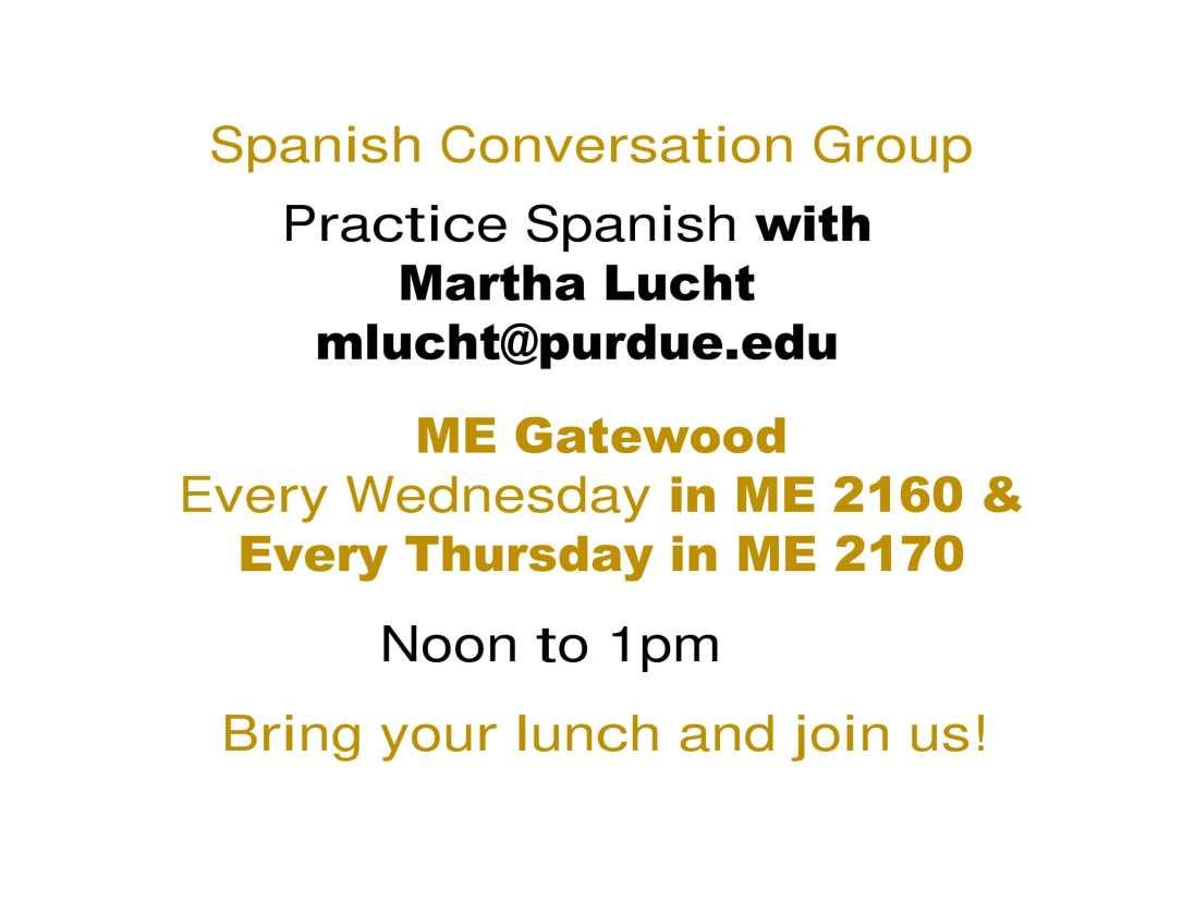 Spanish Conversation Group add Gatewood-1