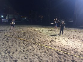 SWE Sand Volleyball Black
