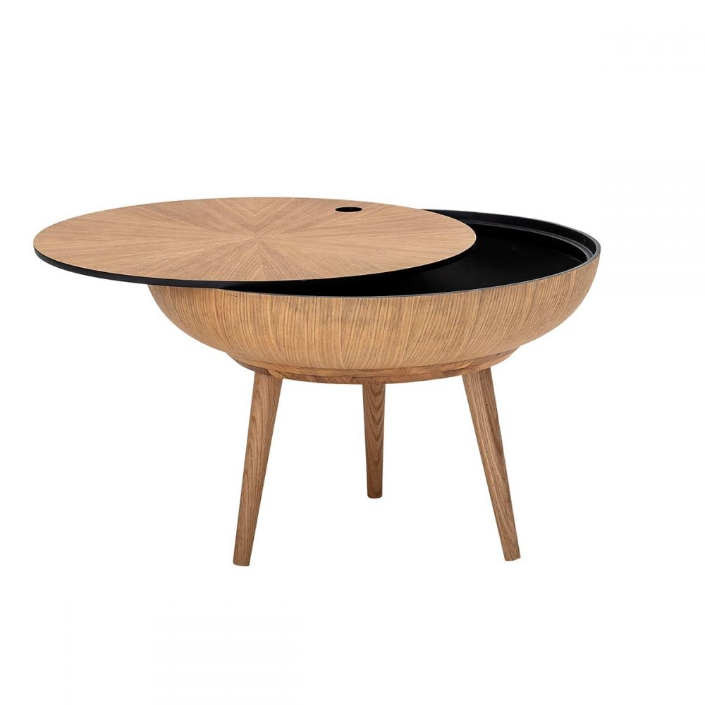 ronda wooden coffee table bloomingville