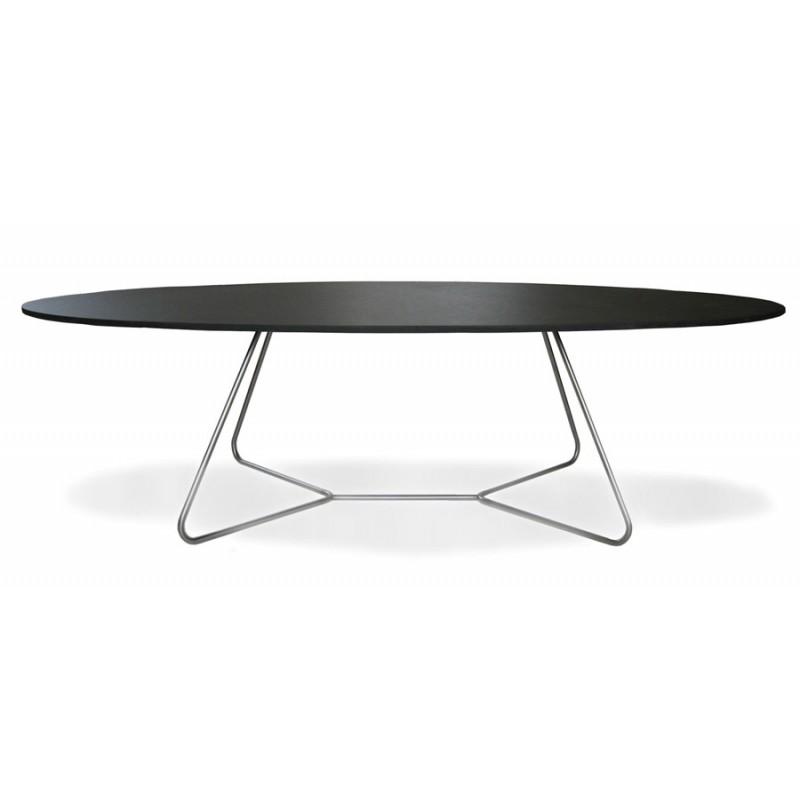 table basse ovale e1