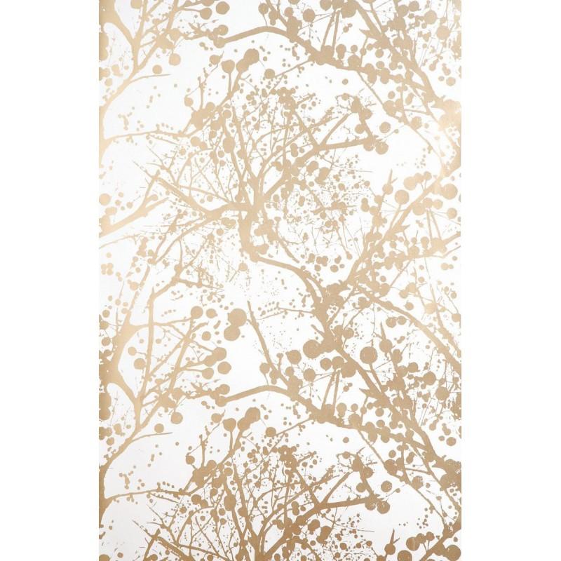 papier peint wilderness blanc