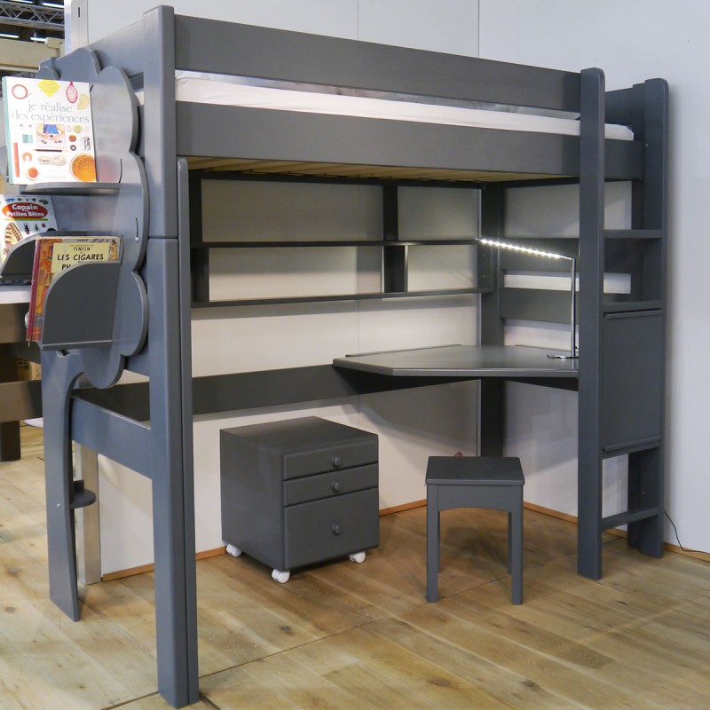 High Sleeper Bed Dominiques Collection By Mathy By Bols