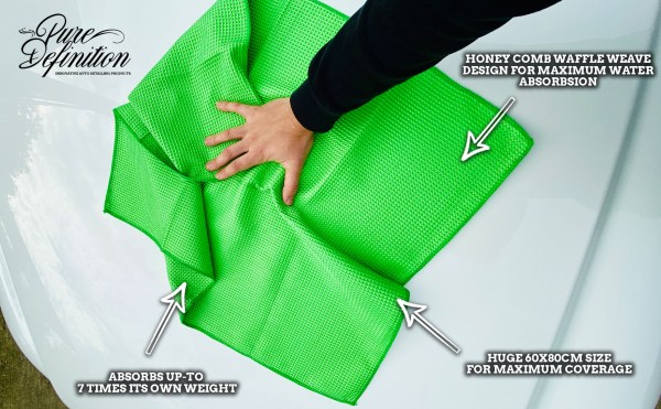 aqua magnet drying towel info