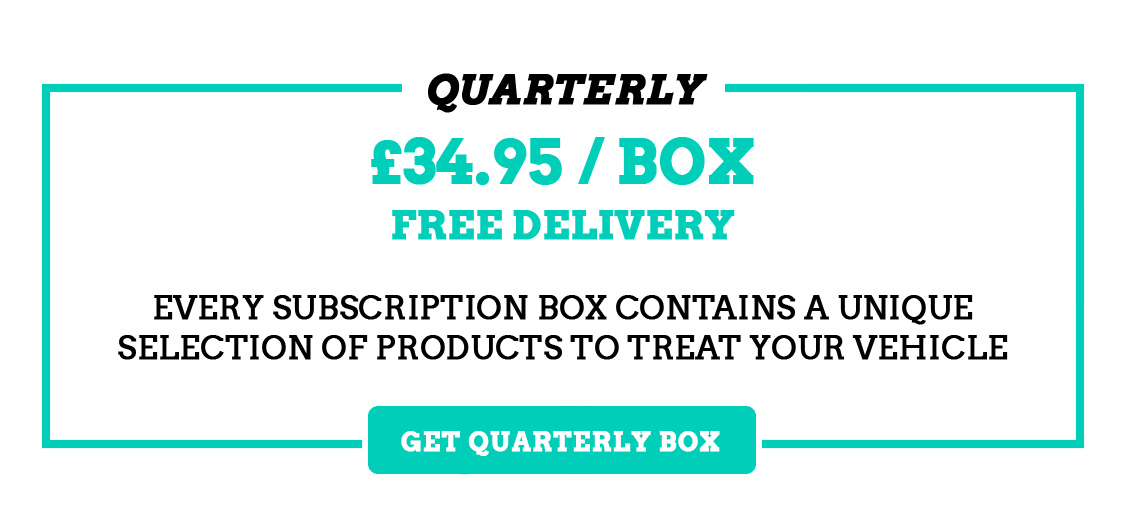 quarterly subscription box home page website