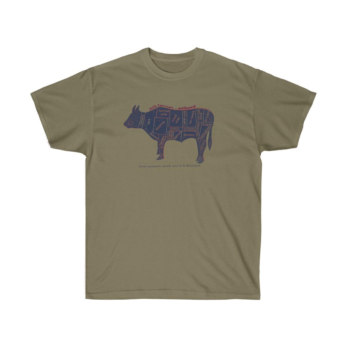 Gotta HIT That Angle Short-Sleeve Unisex T-Shirt