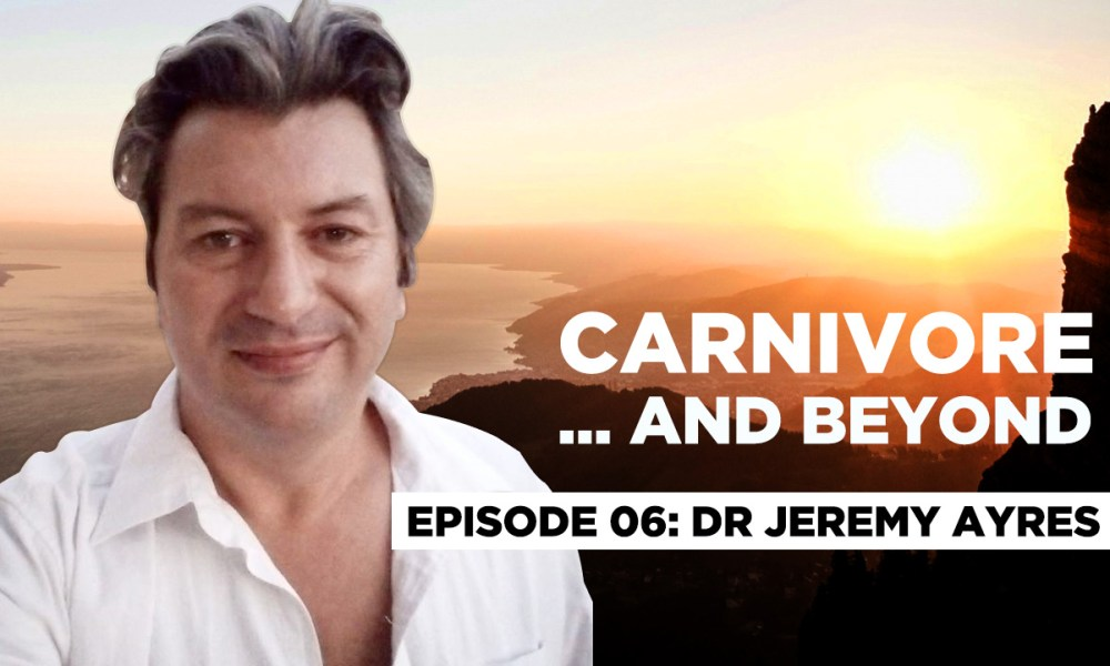 Episode 06: Dr. Jeremy Ayres
