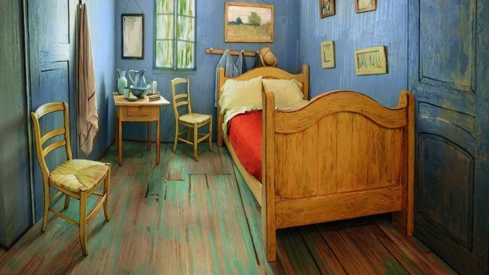Dormir dans la chambre de Van Gogh pour 14 $