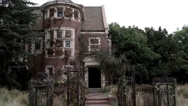 Le manoir de American Horror Story à Los Angeles