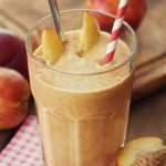 Pruimen smoothie pretty plums pure and liquid