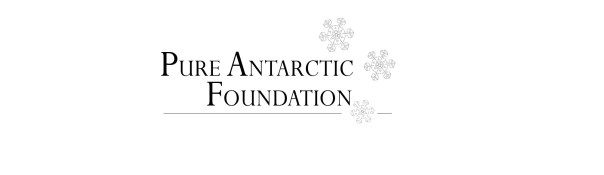 Pure Antarctic Foundation logo A