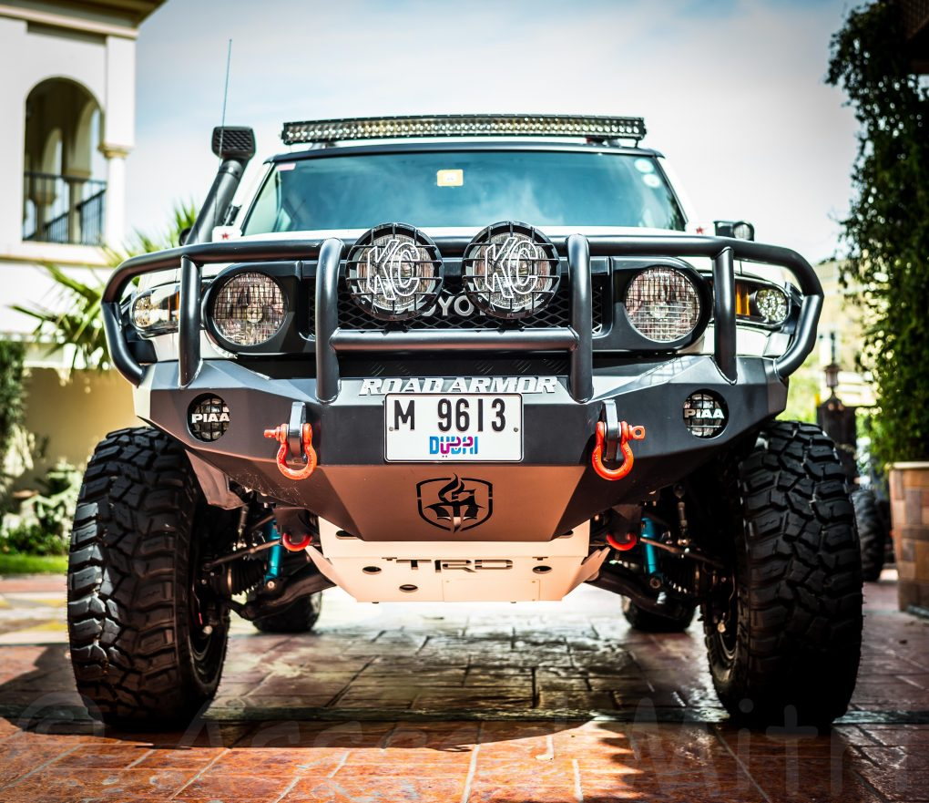 Ultimate FJ Build – Pure Auto Parts, Inc