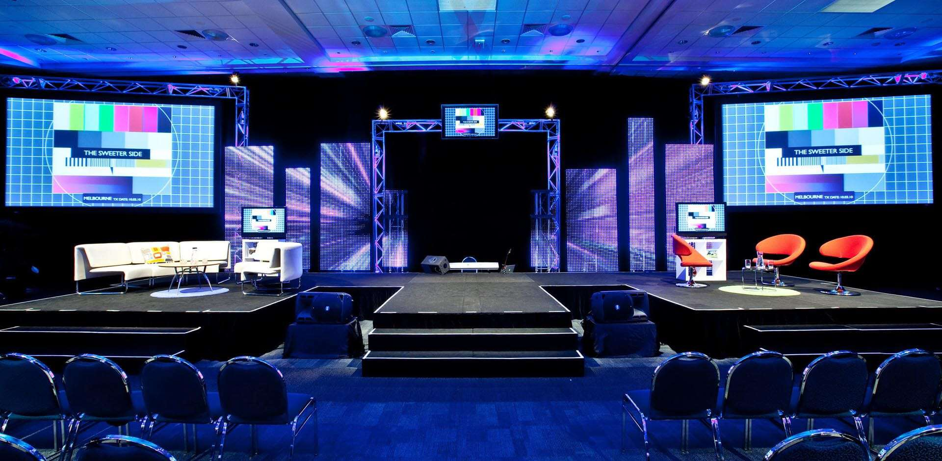 Creative Designs For Event Stages