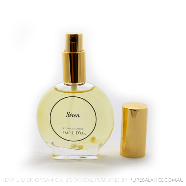 'Siren' botanical perfume by Kim Lansdowne-Walker