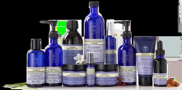 Toxin-free skincare