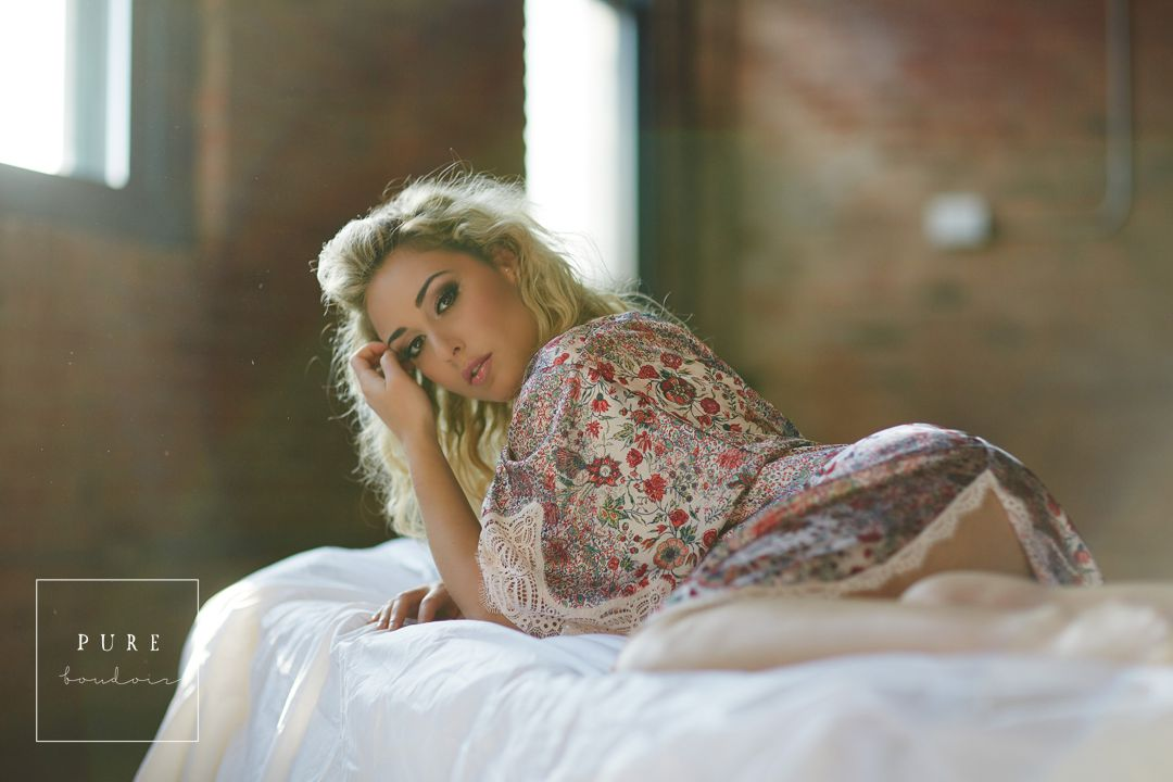 chicago bridal boudoir studio robe - Outfit Ideas for a Boudoir Session