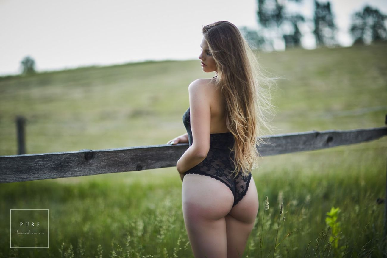 chicago outdoor boudoir lace bodysuit - Natural Outdoor Boudoir Photo Shoot.