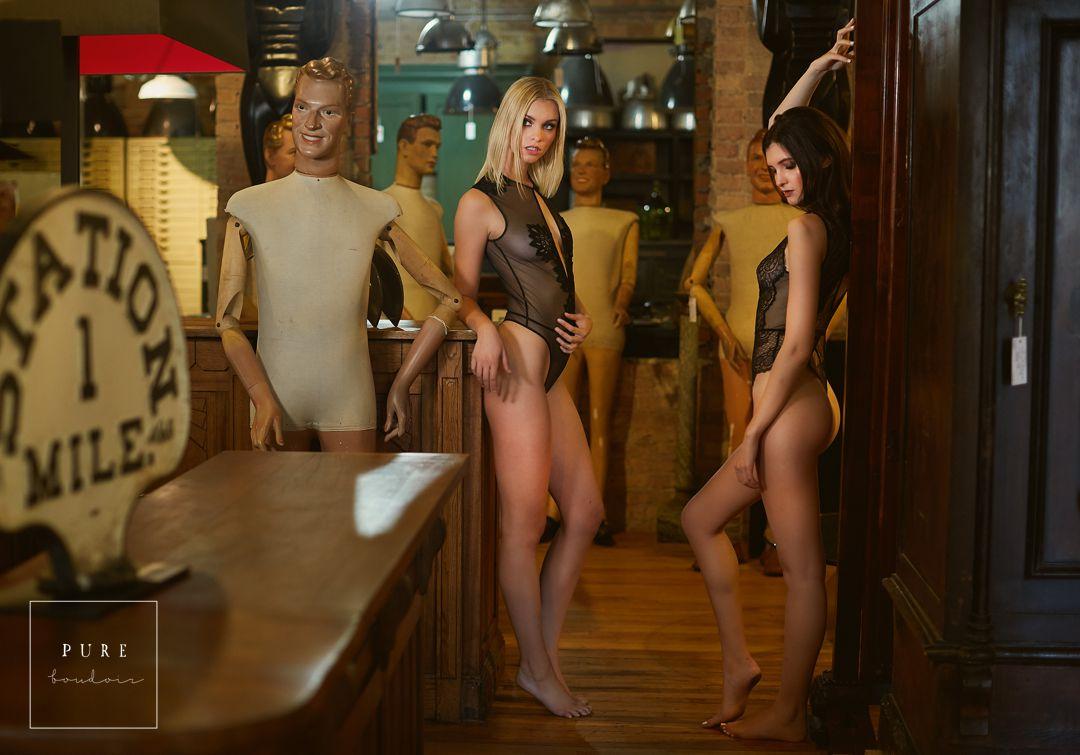 chicago boudoir sensual sexy photo session - Listing E