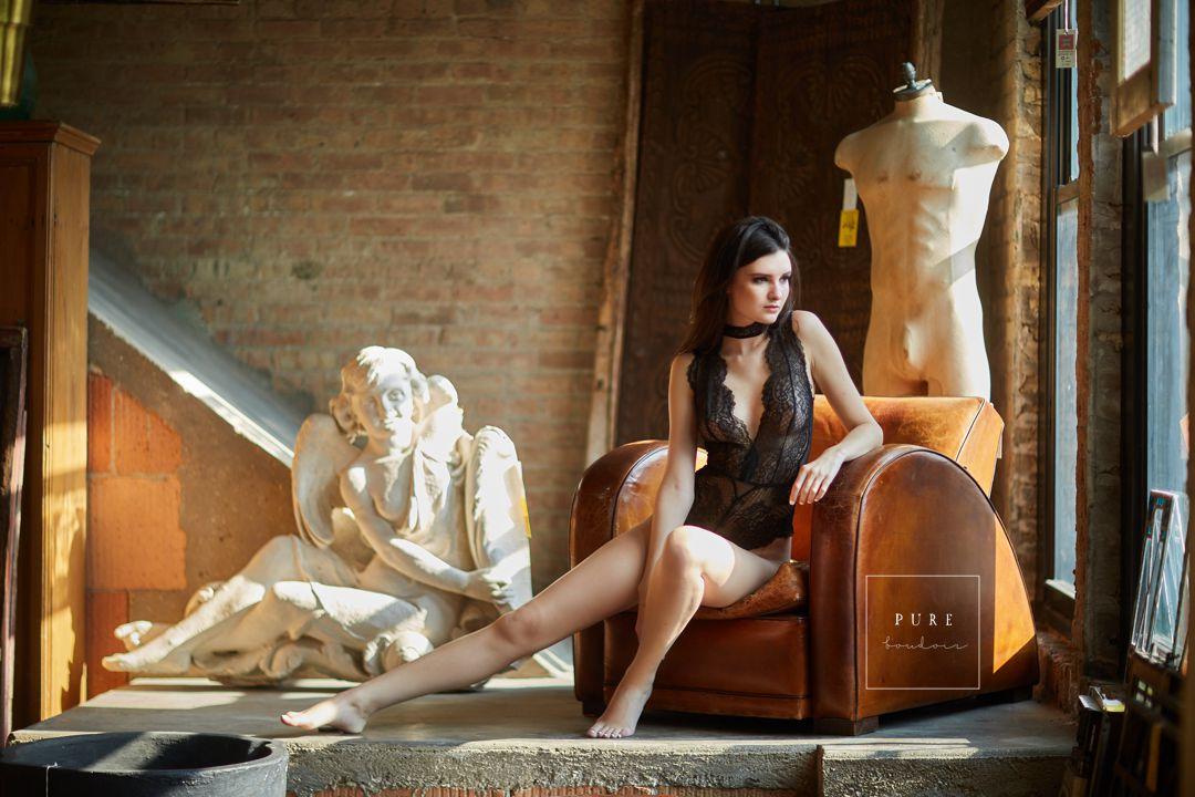 chicago sexy boudoir lingerie - Listing E