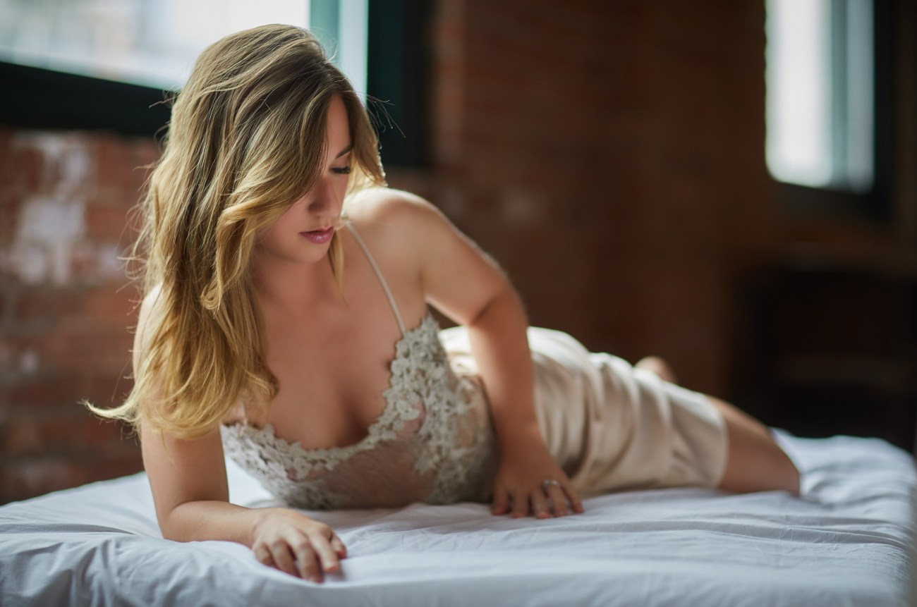 best Chicago boudoir photographer
