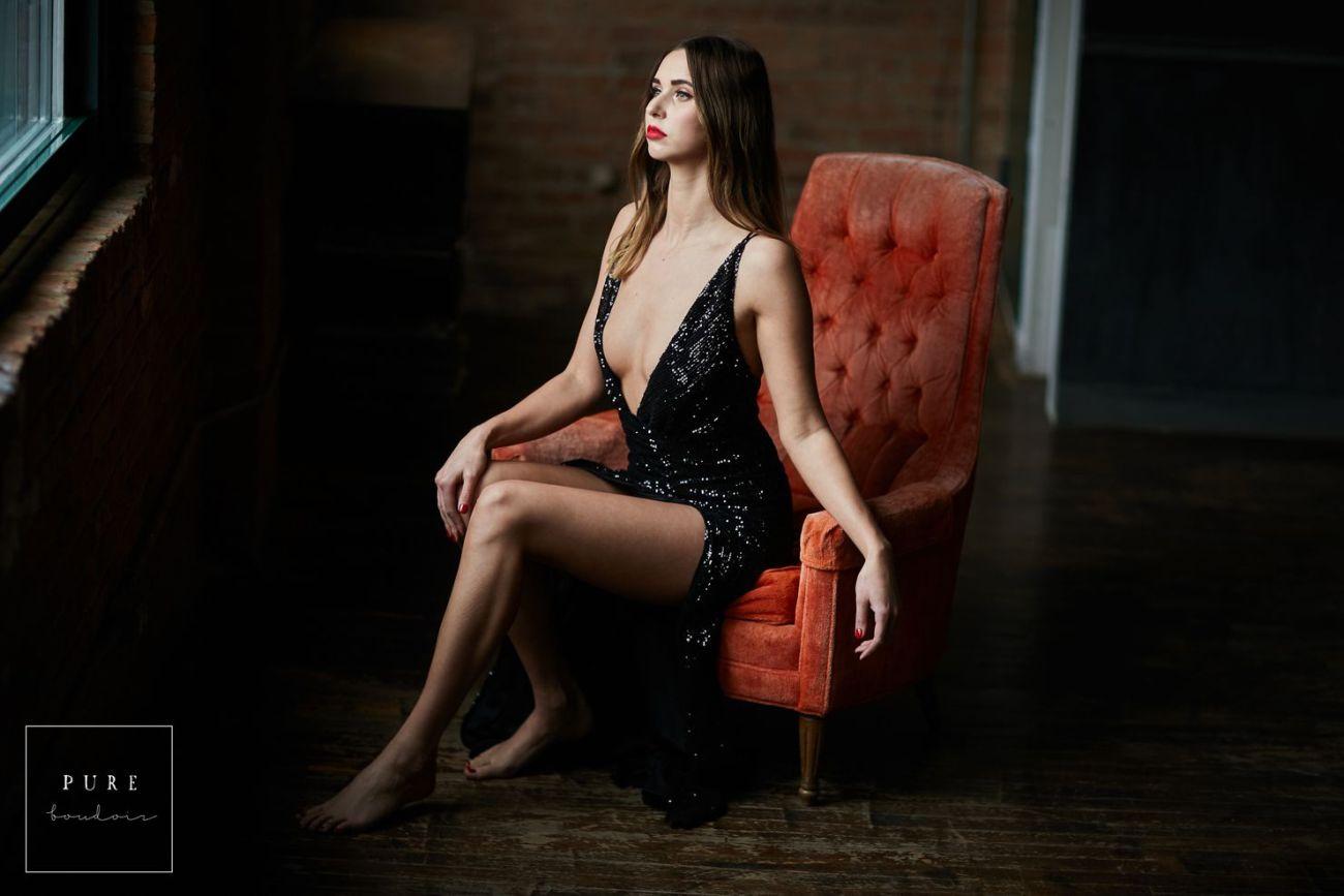 Chicago boudoir photography - female photographer