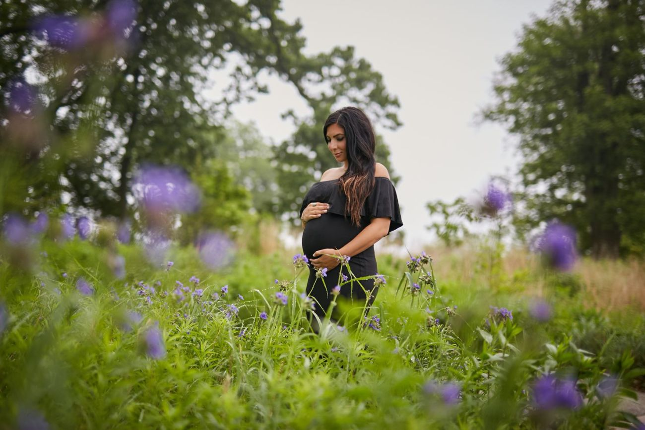 maternity photography chicago lincoln park zoo - Listing E